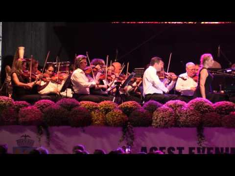 Bucharest Symphonic Pops & Madalina Pasol (pian) - dirijor Sergey Simakov