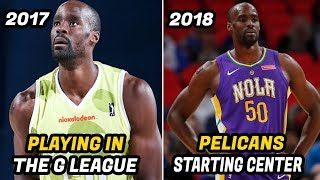 How Emeka Okafor SAVED His NBA Career with the Pelicans