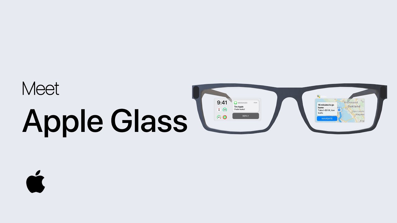 Meet Apple Glass Concept