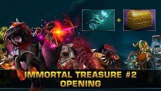 Dota 2 TI7 - Immortal Treasure 2 Opening with Neil (x46 treasures)