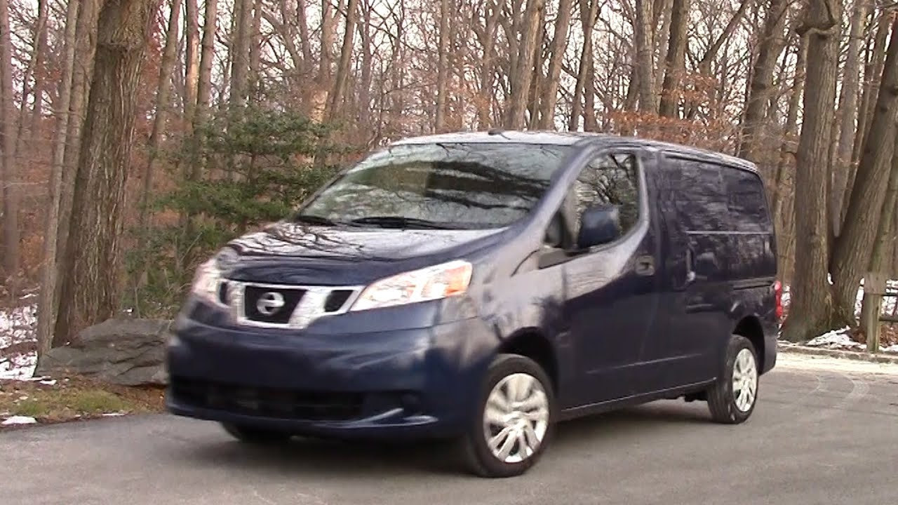 nissan nv200 cargo van road test review by drivin 39 ivan youtube. Black Bedroom Furniture Sets. Home Design Ideas