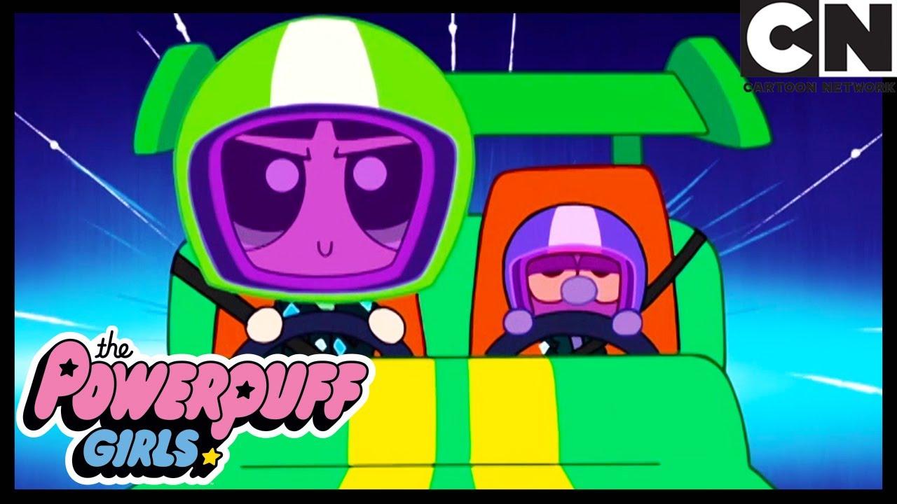 Buttercup Goes On An Adventure With Octi! | Powerpuff Girls | Cartoon Network