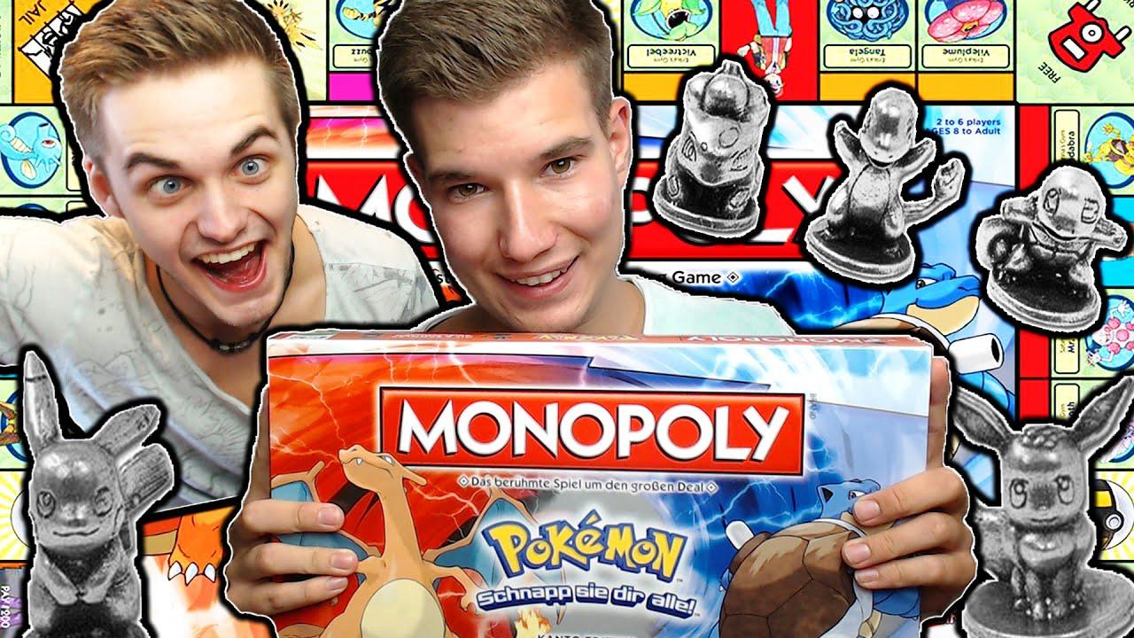 Pokemon Monopoly Deutsch