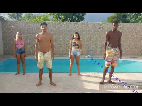 Anitta - movimento da sanfoninha coreografia bonde dos tittans