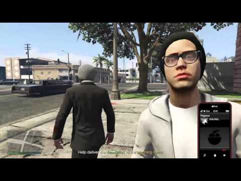 GTA Online Prison Break Wet Work