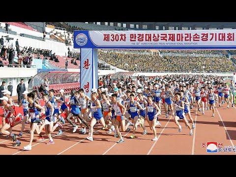 شاهد: تضاعف المشاركة الأجنبية في ماراثون كوريا الشمالية…  - 14:53-2019 / 4 / 7