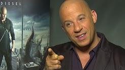 VIN DIESEL ist ein Dungeons & Dragons Nerd   THE LAST WITCH HUNTER   Interview