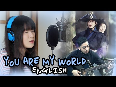 [ENGLISH] YOU ARE MY WORLD-Yoon Mirae (Legend Of The Blue Sea OST) By Marianne Topacio