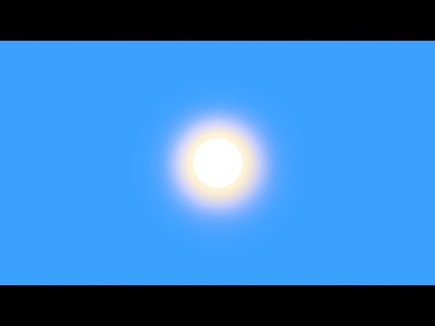 Why is the Sun Yellow and the Sky Blue?