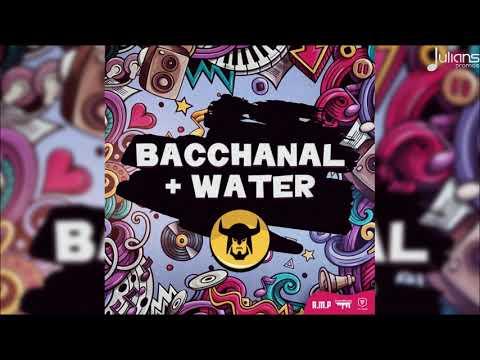 "Bunji Garlin - Bacchanal & Water ""2018 Soca"" (Trinidad)"