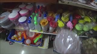 428. Небольшой шопинг без мужа. Ищу полку для обуви. Путтапарти. Индия.