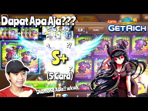 BERUSAHA DAPETIN DARK SWIMSUIT CHIHIRO!!! wkwk | LINE LET'S GET RICH INDONESIA