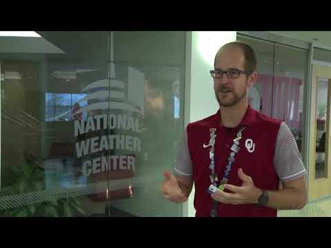 National Weather Center in Norman, OK