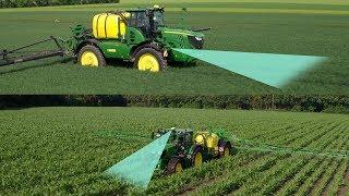 Solutions d'agriculture de précision - Guidage et automatisation des machines