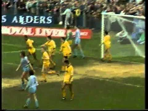 Sutton United v Coventry City 1989 FA Cup 3rd Round - Part 4of5