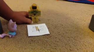 Charlie Charlie challenge(with guest star Vanessa ROBLOX and more)