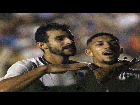Sinop 1 x 3 Fluminense - Narração: Luiz Penido, Rádio Globo RJ 01/03/2017