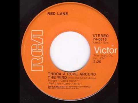 """Red Lane """"Throw A Rope Around The Wind"""""""