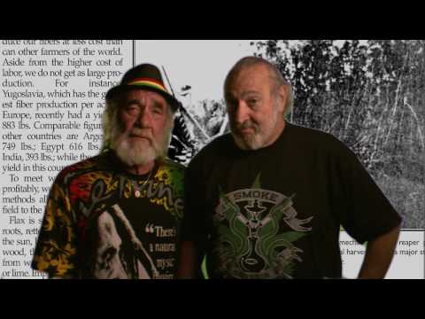 Jack Herer's The Emperor Wears No Clothes trailer