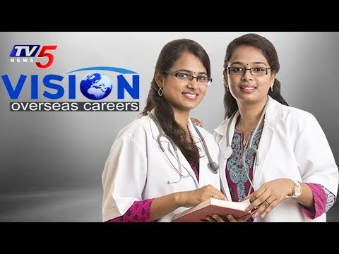 MBBS In Abroad For Indian Students | Vision Overseas Careers | Study Time | TV5 News