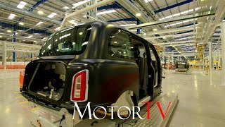 CAR FACTORY : 2017 LONDON TAXI COMPANY l ANSTY, COVENTRY (UK)