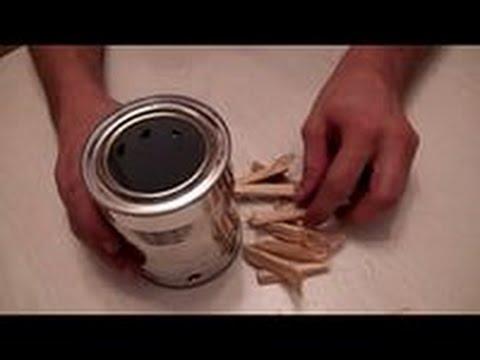 Как своими руками сделать маленькую печку