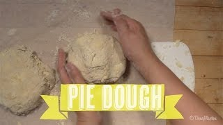 How To Make Pie Dough From Scratch