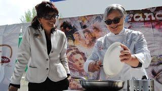 """Open day """"stellato"""" Granoro, oltre 2mila visitatori con le """"mani in pasta"""""""