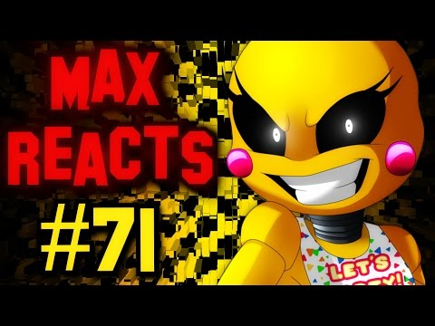 Max Reacts To - [SFM] [FNAF] Five Nights of Debauchery - Episode 1