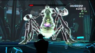 Men In Black: Alien Crisis PS3 Exclusive Final Boss Fight Chapter 8 Gameplay -HD-