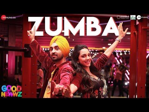 Zumba - Good Newwz | Diljit Dosanjh & Kiara Advani | Tanishk Bagchi | Romy | Vayu