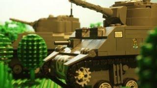 1944 Lego Tank Battle