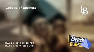 Business - 2019 CSULB Commencement