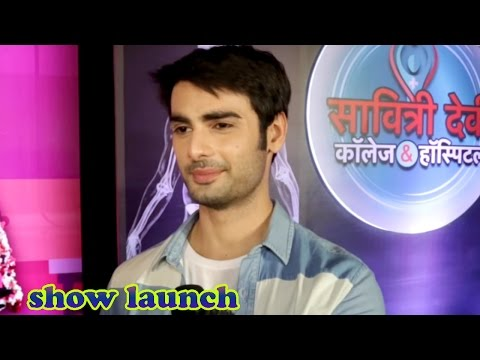 Varun Kapoor Interview At Savitri Devi College Aur Hospital Colors TV Show Launch