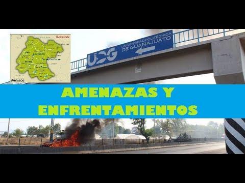#Guanajuato 100 Personas Sin Vida En Una Semana, Causado Por El CO