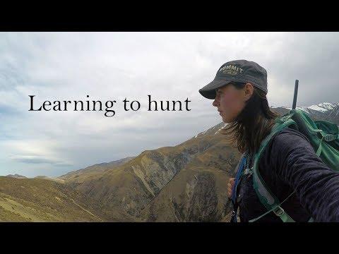 First NZ Hunting Adventure
