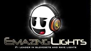 [LOL] Kwoo & Lilwoo - Lords of Love Glove Set Double Team Light Show [EmazingLights.com]