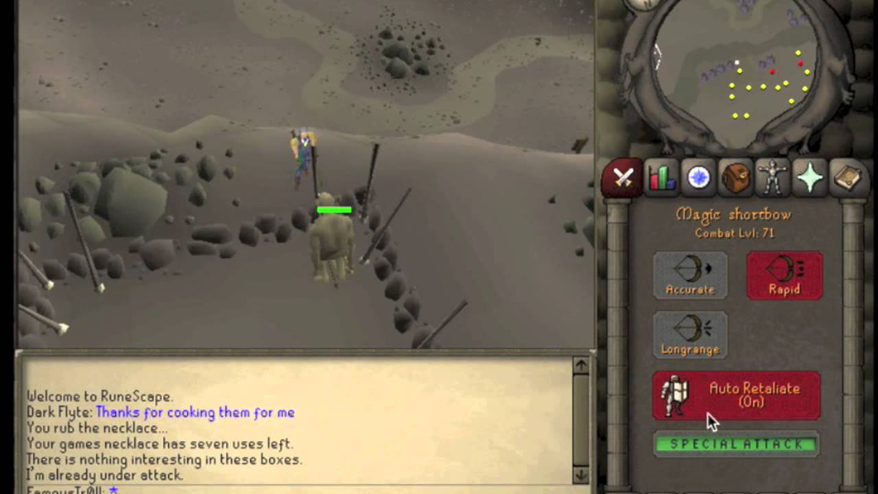how to start slayer runescape