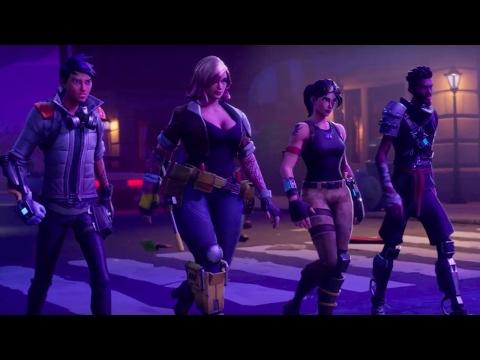 Fortnite Official Gameplay Trailer