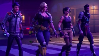 Fortnite Official Gameplay Trailer