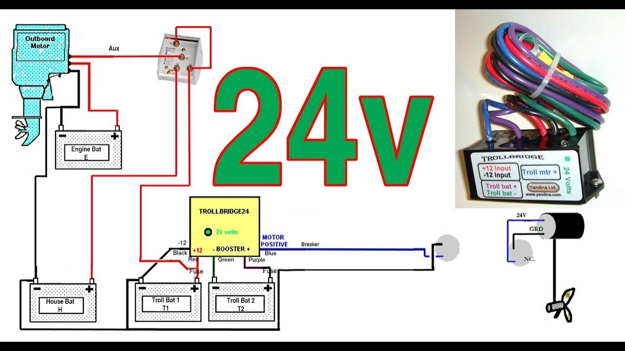 Charging a 40V battery bank from a 40V Alternator