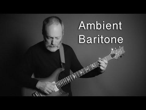 Ambient Guitar Meditation - PRS Baritone + Strymon Big Sky / DIG