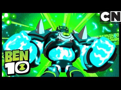 Лучший Бен 10 Преобразований | 4 сезон |  Бен 10 на русском | Cartoon Network
