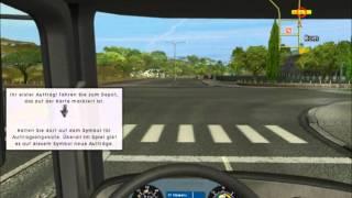 Lets Show Euro Truck Simulator 2010 -1-