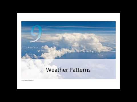PHS165e Air Masses and Fronts