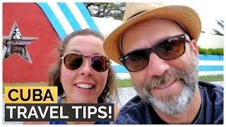 Gambar cover Cuba travel tips! | Helpful hints on tourist cards, currency,  Airbnb, buses, cash