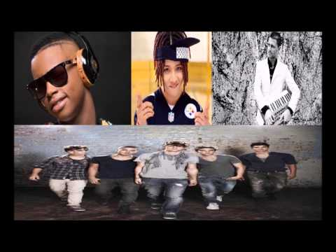 Punch ft. Silento vs. Basto ft. The Wanted-Spotlight vs. Warzone (MASHUP)