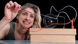 Faça um labirinto elétrico turbinado (nervo teste) #ManualMaker Aula 4, Vídeo 3