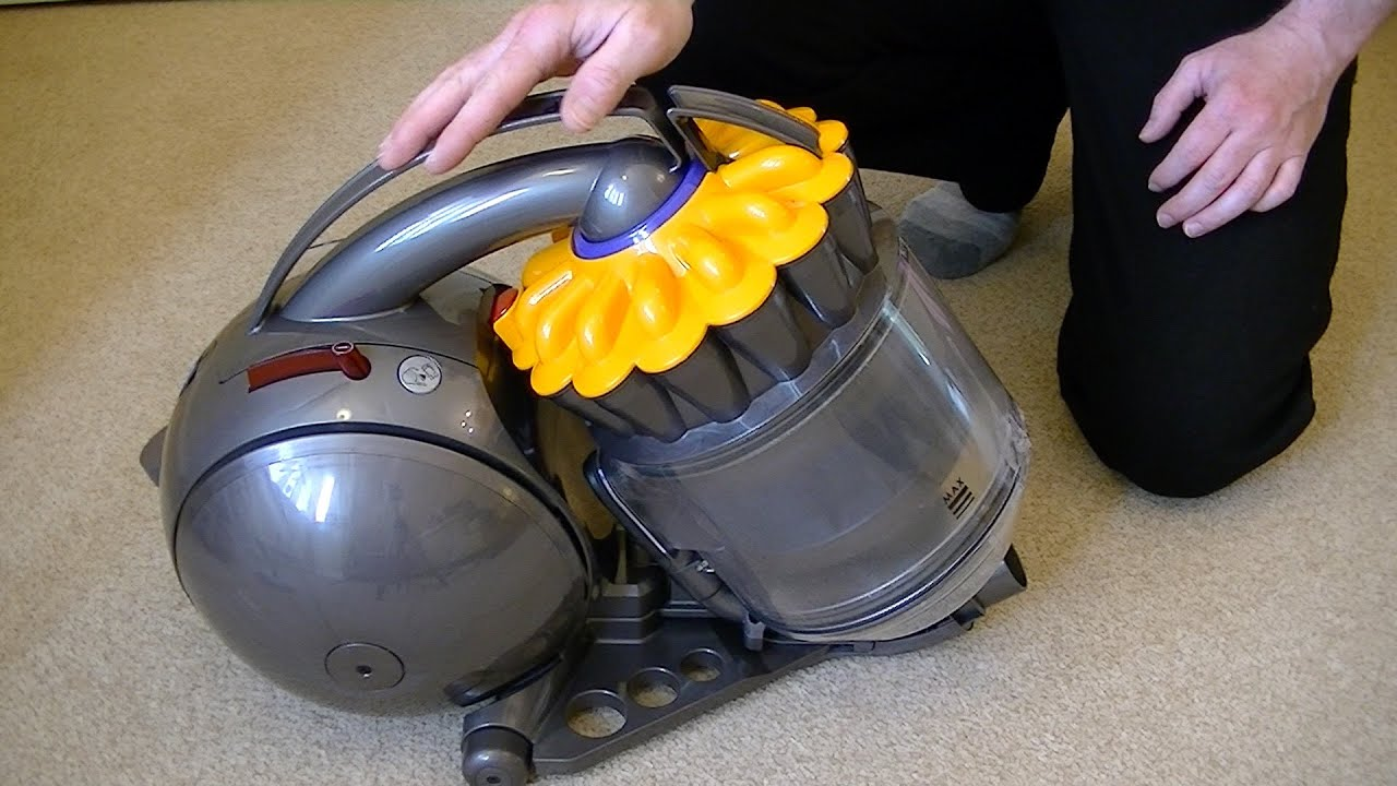 dyson dc28c multi floor cylinder vacuum cleaner u0026 review youtube - Dyson Vacuum Cleaner
