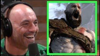 Joe Rogan Reacts to God of War